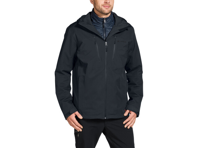 d3bfa1957e5 VAUDE Miskanti Jacket Men black at Addnature.co.uk